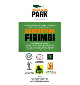 Generation Firimbi